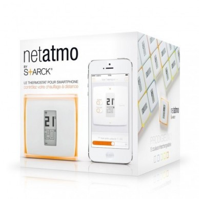 Thermostat intelligent Wi-Fi pour Smartphone